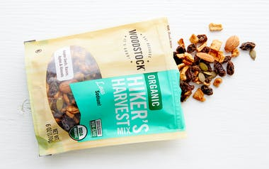Organic Hiker's Harvest Snack Mix