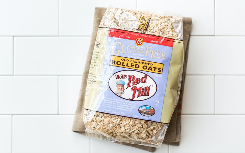 Gluten-Free Old Fashioned Rolled Oats