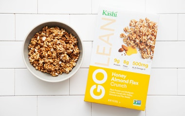GoLean Honey Almond Flax