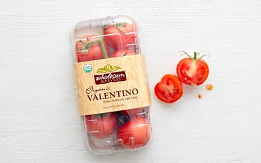 Organic & Fair Trade On-the-Vine Valentino Tomatoes (Mexico)