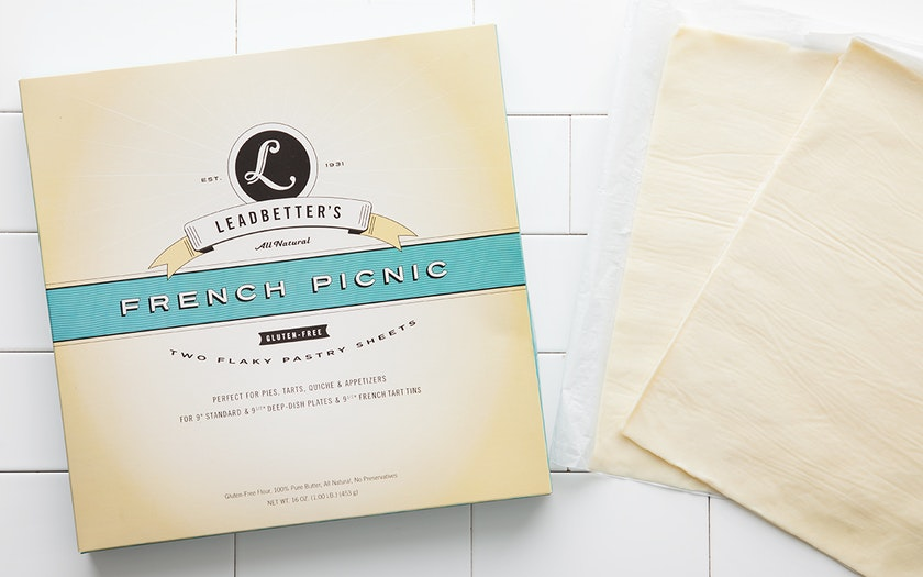 Gluten-Free French Picnic Pastry Dough