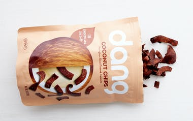 Chocolate & Sea Salt Coconut Chips