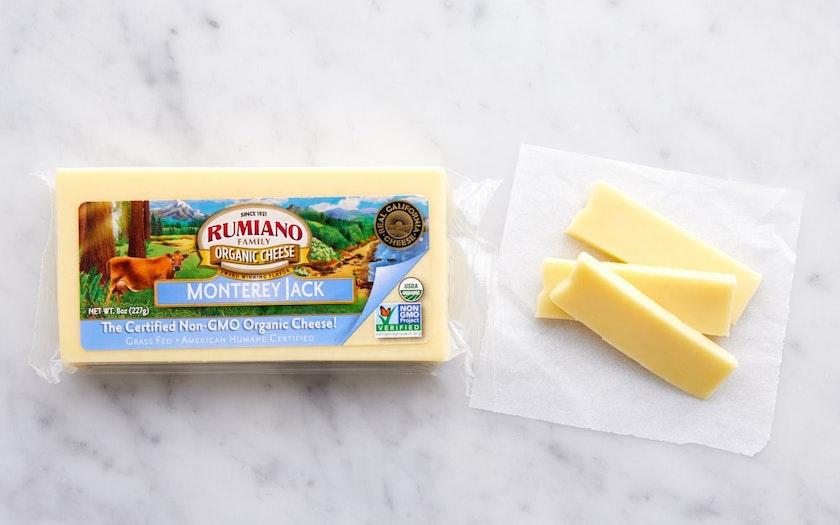 Organic Monterey Jack - Rumiano Cheese Company - SF Bay