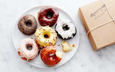 Half-Dozen Assorted Donuts