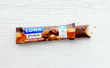 Luna Protein Chocolate Salted Caramel Bar