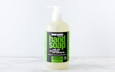Spearmint & Lemongrass Hand Soap