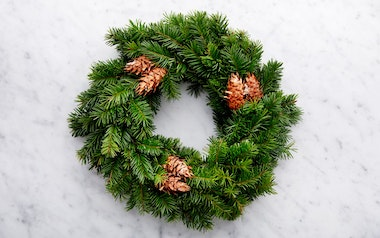 Small Douglas Fir Wreath