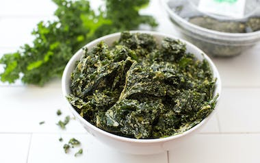 Organic Sour Cream and Chive Kale Chips