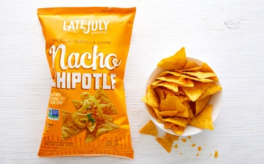 Nacho Chipotle Tortilla Chips