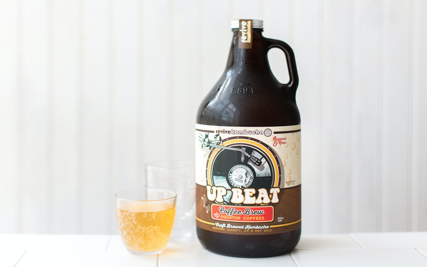 Up Beat - Coffee Brew Kombucha