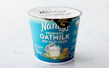 Plain Oatmilk Yogurt