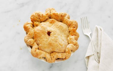 Mini Double Crust Apple Pie