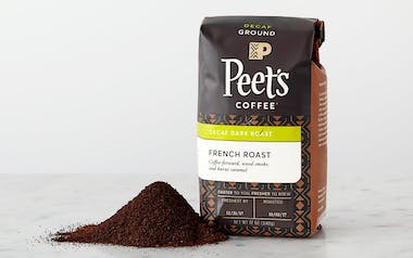 Decaf French Roast Ground Coffee