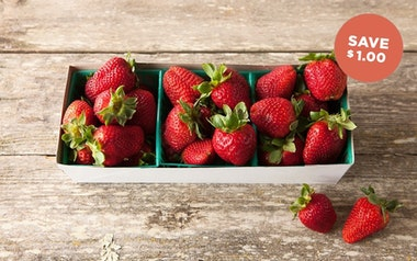 Organic Chandler Strawberry 3-Pack