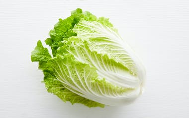 Organic Small Napa Cabbage