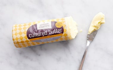 Lightly Salted Cultured Butter