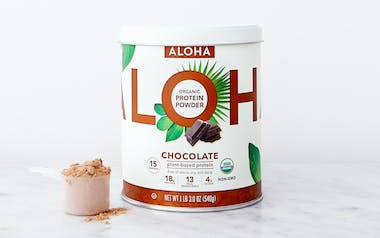 Chocolate Plant Based Protein Powder