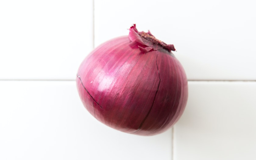 Organic Large Red Onion