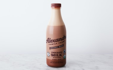 Organic A2 Chocolate Whole Milk