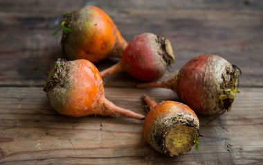 Organic Gold Beets