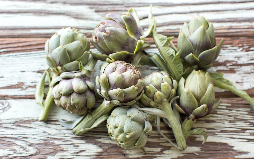 Organic Baby Imperial Star Artichokes