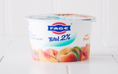 Peach 2% Greek Yogurt