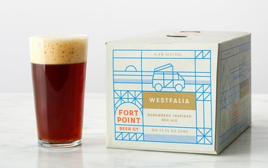 Westfalia Red Ale