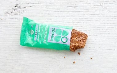 Toasted Coconut Crisp Bar