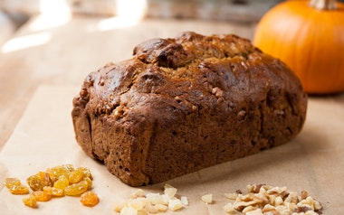 Spicy Ginger & Pumpkin Bread - Large