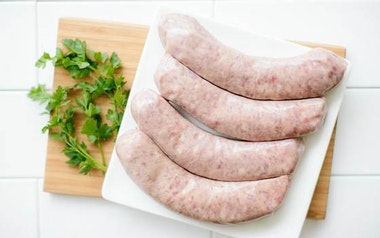 Pasture Raised Mild Italian Pork Sausage (Frozen)