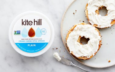 Vegan Plain Cream Cheese Style Spread