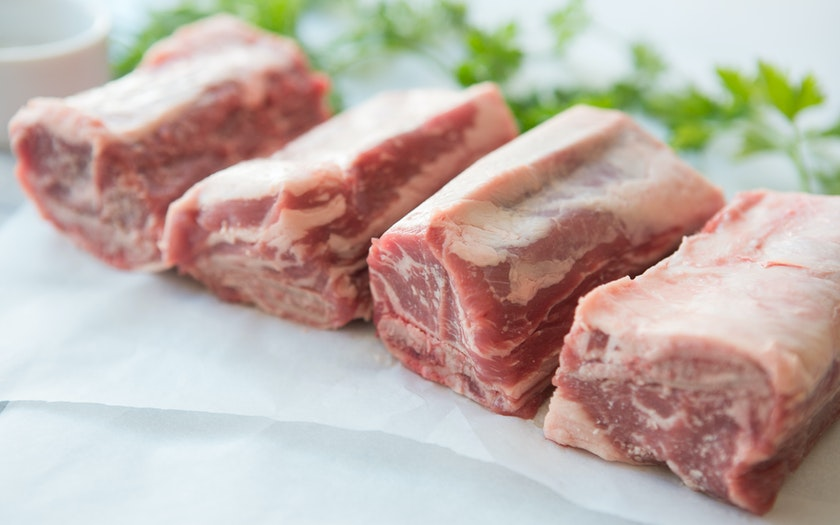 Grass-fed Short Ribs (Frozen)