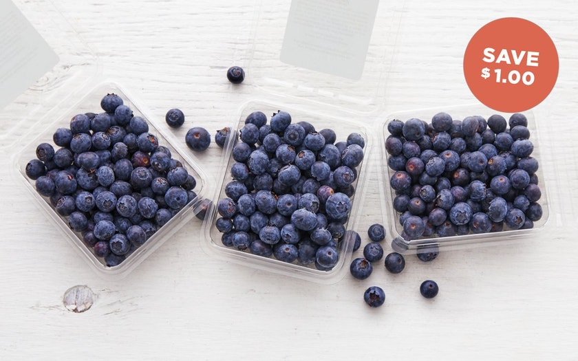 Organic Blueberry 3-Pack