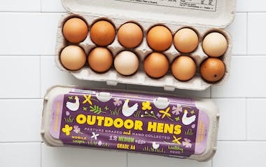 Pasture Raised Eggs (Medium)