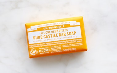 Organic Citrus Bar Soap