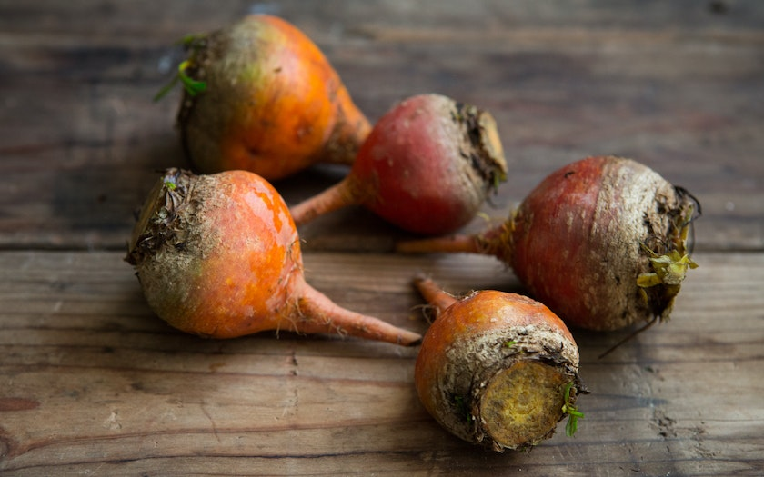 Organic Loose Gold Beets