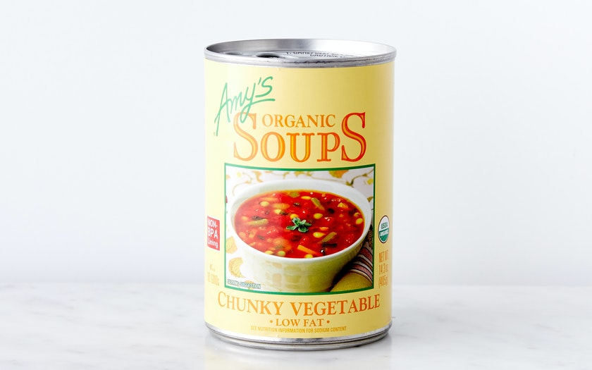 Superb Organic Chunky Vegetable Soup Amys Kitchen Sf Bay Interior Design Ideas Inamawefileorg