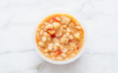 White Bean Ragù