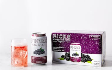 Blackberry Hard Seltzer