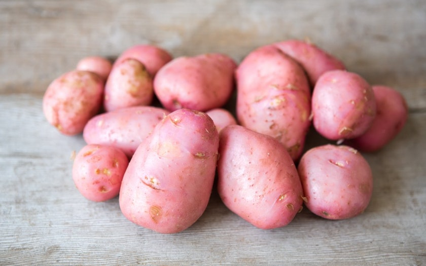 Organic Desiree Potatoes