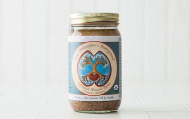 "Organic ""Crunchy Alchemy"" Sprouted Almond Butter"