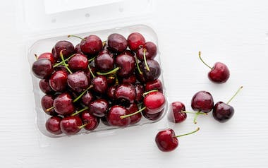Organic Coral Champagne Cherries