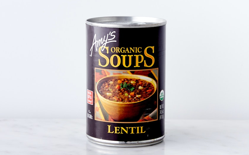 Outstanding Organic Lentil Soup Amys Kitchen Sf Bay Good Eggs Interior Design Ideas Inamawefileorg
