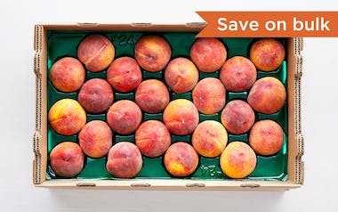 Galpin Family Farms Peach Flat of the Week