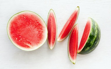 Organic & Fair Trade Mini Seedless Watermelon (Mexico)