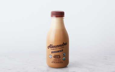 Organic A2 Caramel Whole Milk