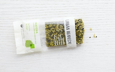 Organic Matcha Energy Bar (Vegan)