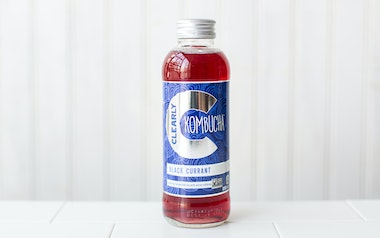 Black Currant Kombucha