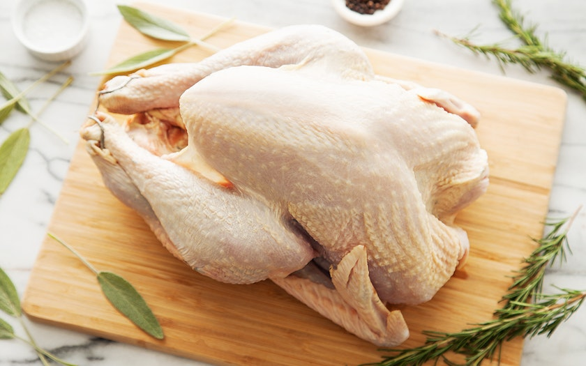 Heritage Turkey (22-24 lb, Frozen)