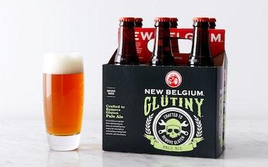 Gluten-Reduced Glutiny Pale Ale
